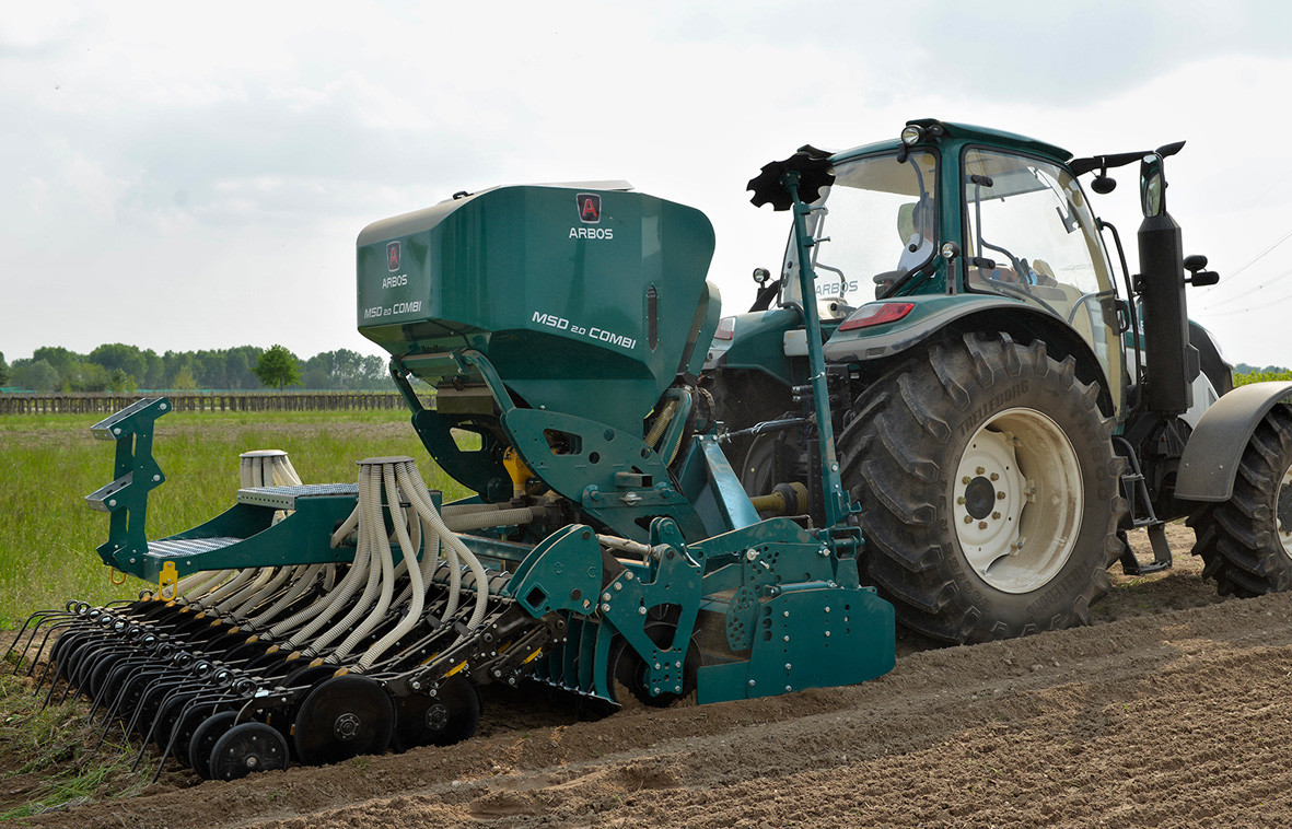 38d0e626ee189f Combined Seed Drill with power harrow MSD 2.0 COMBI