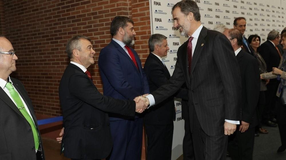 Andrea Bedosti and the King Felipe VI of Spain_01.jpg